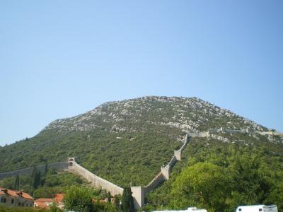 Ston walls