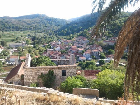 Village of Lastovo, Island of Lastovo (South Dalmatia)